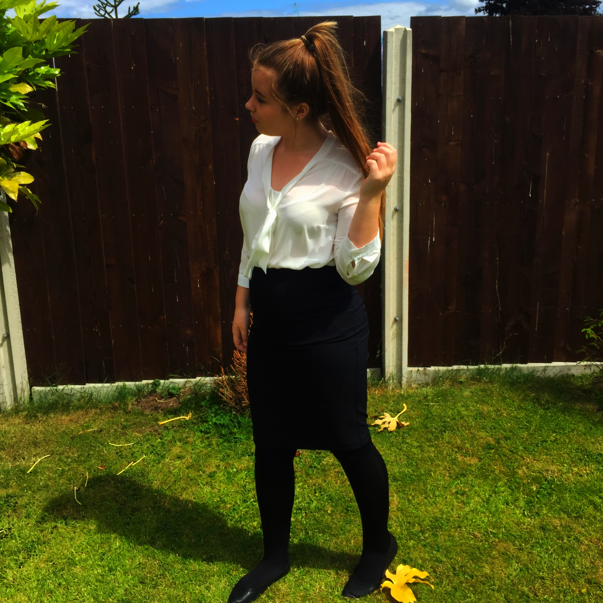 Work Experience: Outfit Of The Day #2: Work Experience